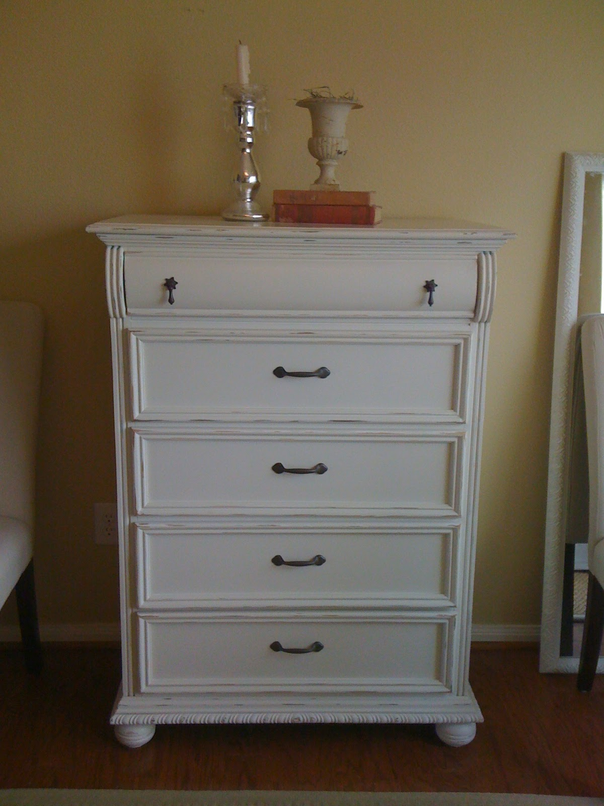 Saving Grace French Dresser Turned Fabulous Tv Console
