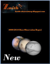 Znith Observatory 2009-2010 Mars Report