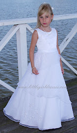 2010 Affordable Communion Dress