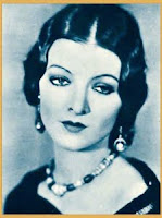 Photograph of Myrna Loy
