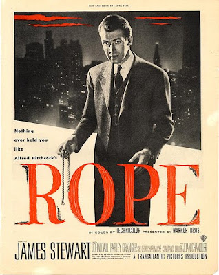 Rope alfred hitchcock essay