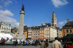 stad i norra frankrike