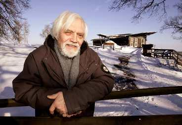 Per Oscarsson en hedersmann er nå død, brant inne sammen med sin kone! thumbnail
