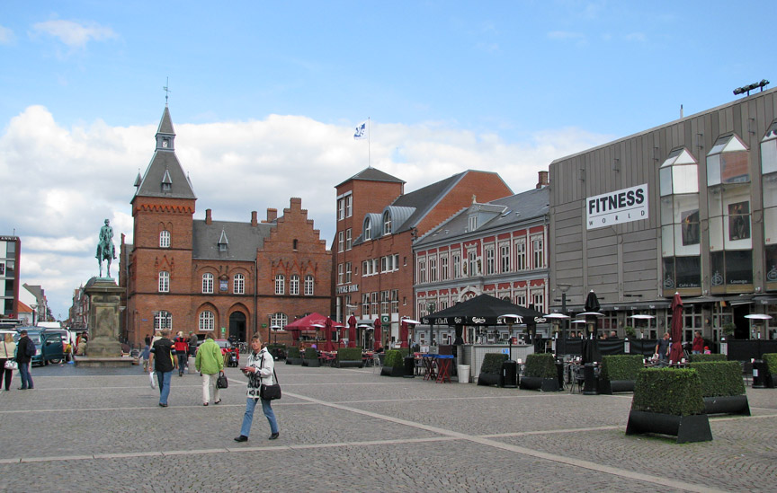 På Date I Esbjerg