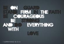 Persevera em oração!