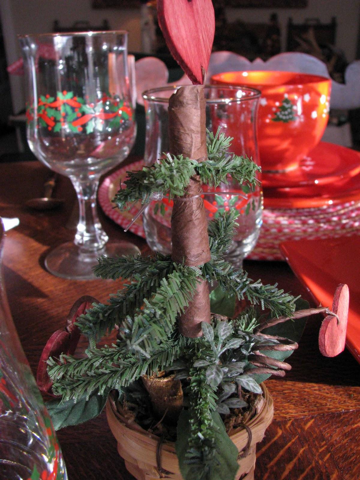 The Three Trees Christmas Story