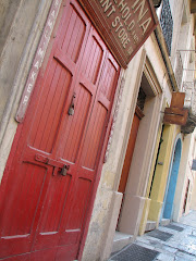 The colorful streets of Europe's first planned city, Valletta