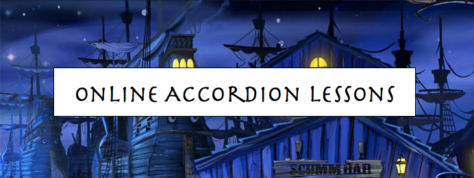 Easy Online Accordion Lessons