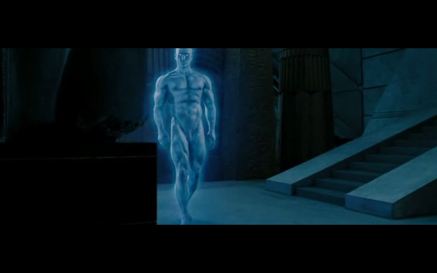 from Cedric billy crudup watchmen naked