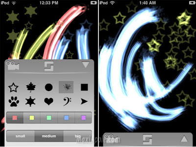 antistress painter iphone AntiStress Painter iPhone : Dessinez pour Destresser (gratuit)