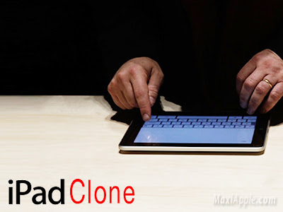 ipad clone 2010 1 Apple iPad : 50 Concurrents sur les Starting Blocks