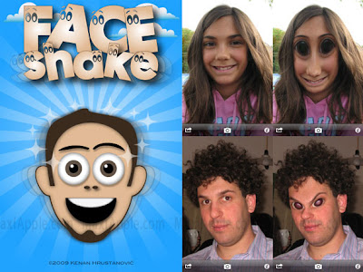 face shake iphone 1 Face Shake iPhone : Secouez pour Deformer Vos Photos (gratuit)