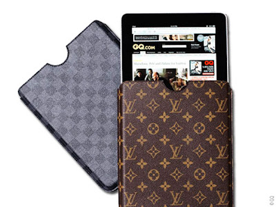 louis vuitton ipad protection 1 Housse de Luxe Louis Vuitton pour iPad (images)