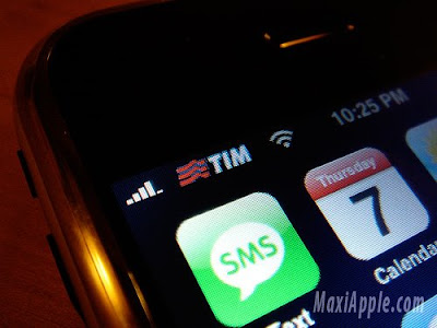 timiphn02 Exclusif iPhone 3G : En Italie pour Juin !