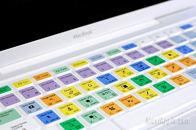 stikclav03 Excellents Raccourcis Clavier Stickers pour Mac (images)