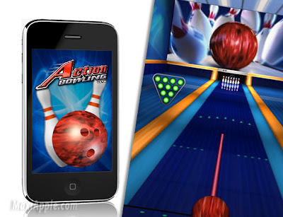 action bowling Action Bowling iPhone : Excellent Bowling (gratuit)