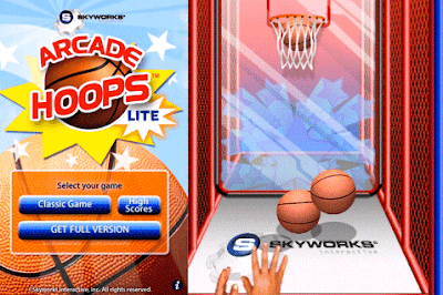 16 Arcade Hoops 20 Jeux Gratuits iPhone, iPod Touch, iPad (excellents)