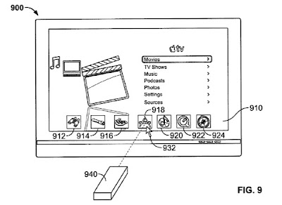 patent 090312 1 Brevet Apple : Wii pour la Telecommande (images)