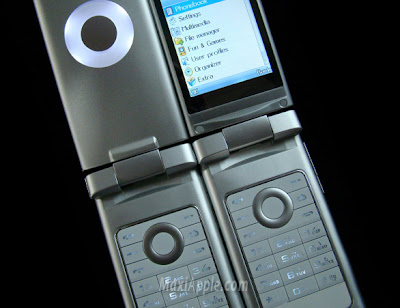hiphone nano n3 2 - HiPhone N3 ClamShell : Superbe Contrefacon (images)