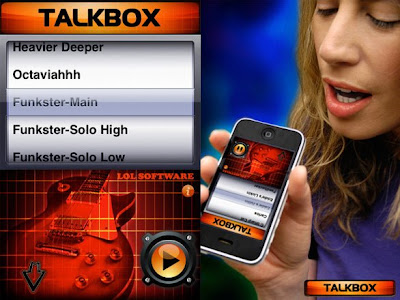 talkbox iphone Talkbox iPhone : Effet Vocal T Pain Bluffant (video)