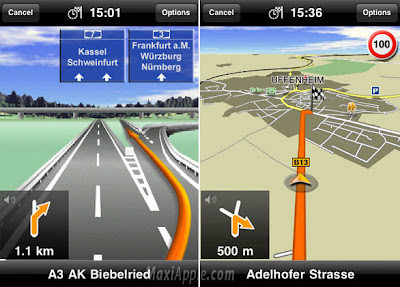 navigon lite iphone 1 GPS iPhone Gratuit : Navigon MobileNavigator France Lite