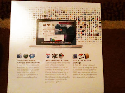 snow leopard packaging 3 Mac OSX 10.6 Snow Leopard : Images de la Boite