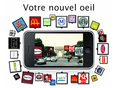 metro paris iphone Metro Paris iPhone en Realite Augmentee Dispo (video)