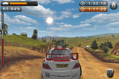 Rally Master Pro iPhone 1 Rally Master Pro iPhone : Jeu Optimisé OpenGL (video)