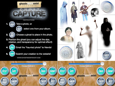 ghost capture iphone 1 Ghost Capture iPhone : Fantomes en Photo (gratuit)