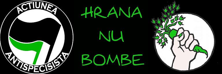 HRANA NU BOMBE IASI