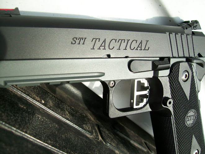 Sti Tactical Recoated