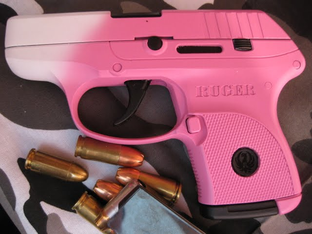 Pink and White Fade Lcp