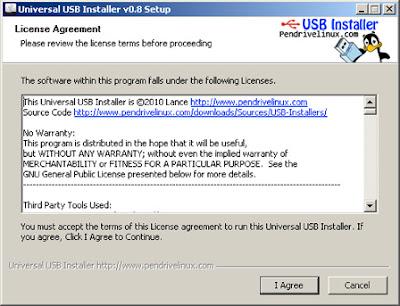 usb windows 03 medium Gravação do CD, Criação do disco de Instalação USB e Instalação do Ubuntu