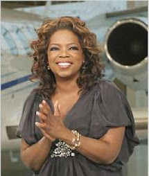 OPRAH WINFREY SUPPORTS YOGA