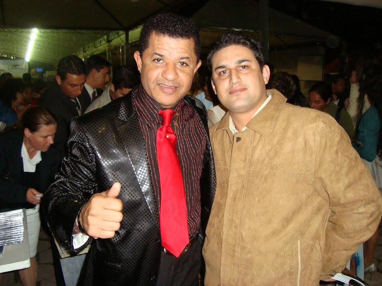 Pr.Abilio Santana e Welinton Costa Homens que Deus tem usado poderosamente!