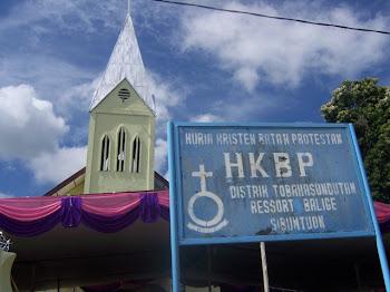 JUBILEUM 125 TAHUN  HKBP SIBUNTUON RESORT BALIGE