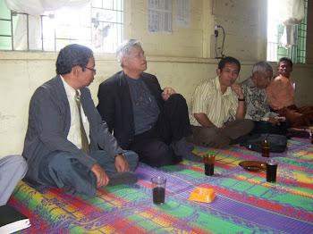Diskusi Program Diakonia-Distrik Toba Hasundutan
