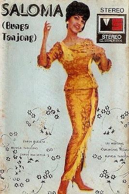 Fesyen Baju Saloma