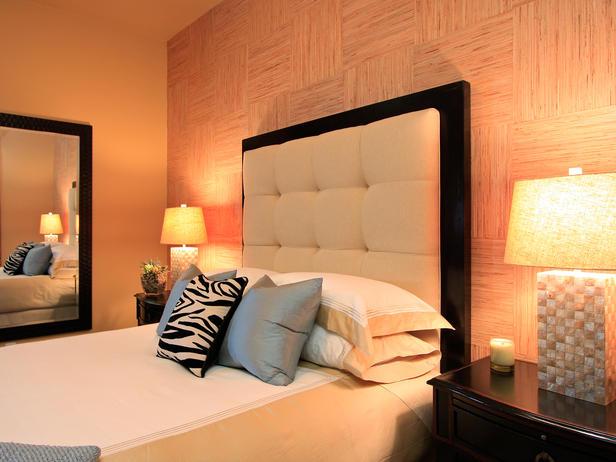 Tufted Headboard Bedroom Ideas 616 x 462