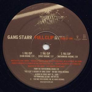 Gang Starr - The Rarities