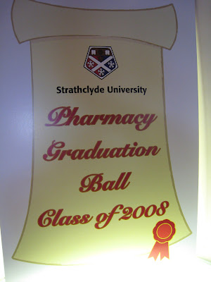pharmacy graduation ball at