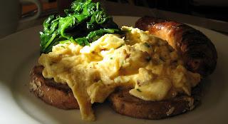 rhcl sausage n eggs