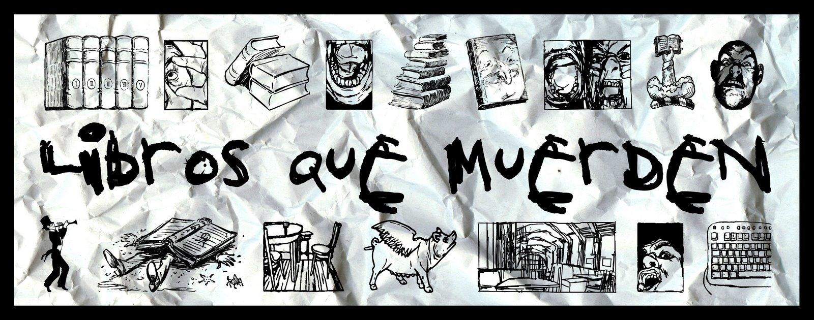 ::: Libros que Muerden :::