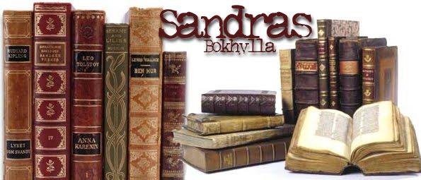 Sandras bokhylla