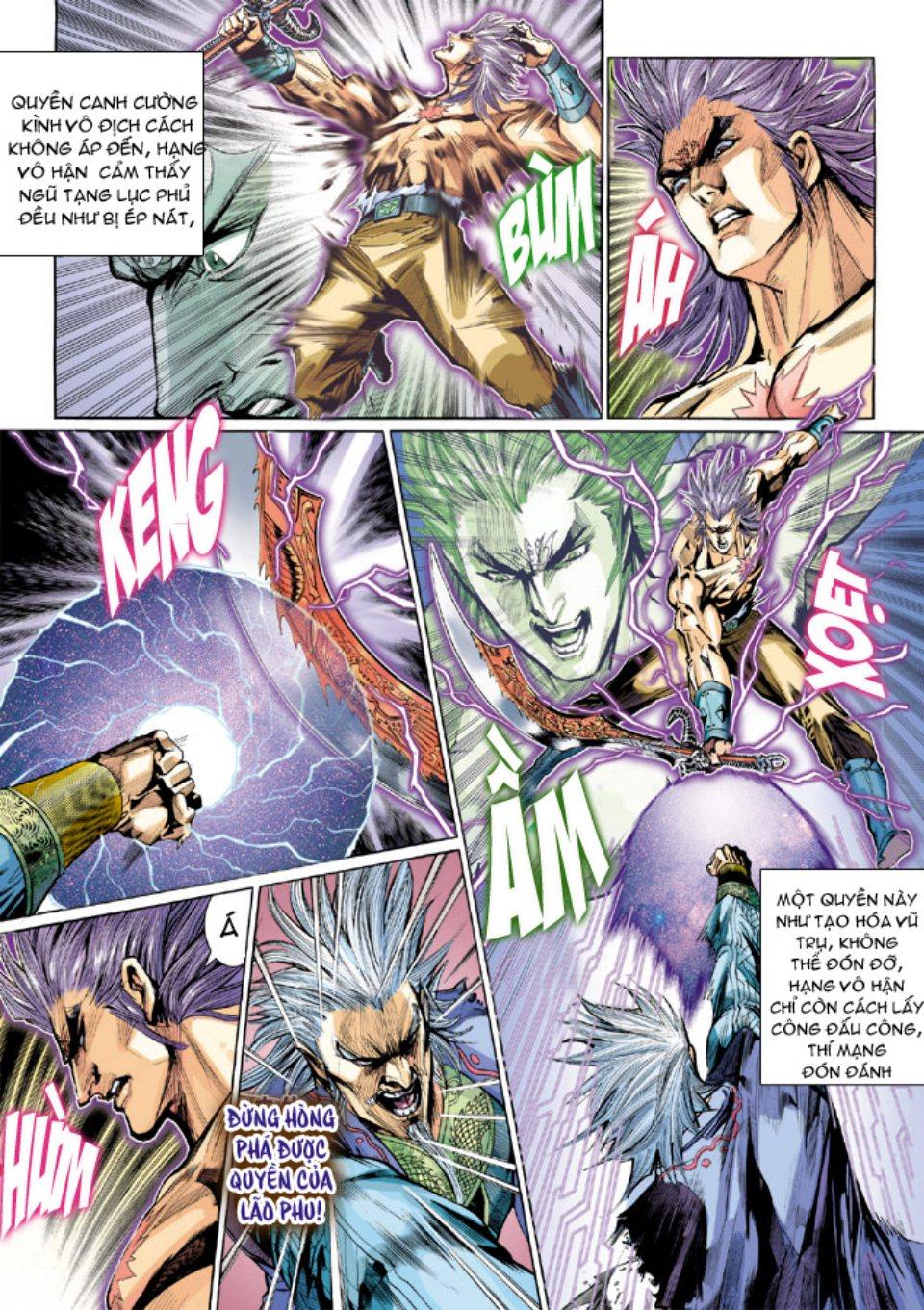 Thiên Tử Truyền Kỳ 5 – Như Lai Thần Chưởng chap 214 – End Trang 15 - Mangak.info