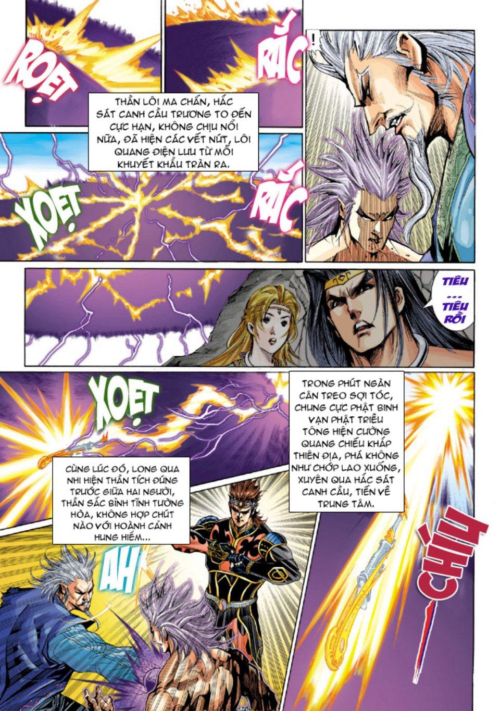 Thiên Tử Truyền Kỳ 5 – Như Lai Thần Chưởng chap 214 – End Trang 17 - Mangak.info