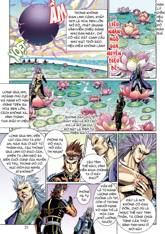 Thiên Tử Truyền Kỳ 5 – Như Lai Thần Chưởng chap 214 – End Trang 20 - Mangak.info