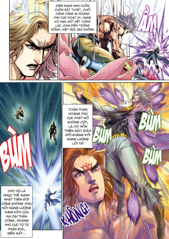 Thiên Tử Truyền Kỳ 5 – Như Lai Thần Chưởng chap 214 – End Trang 23 - Mangak.info