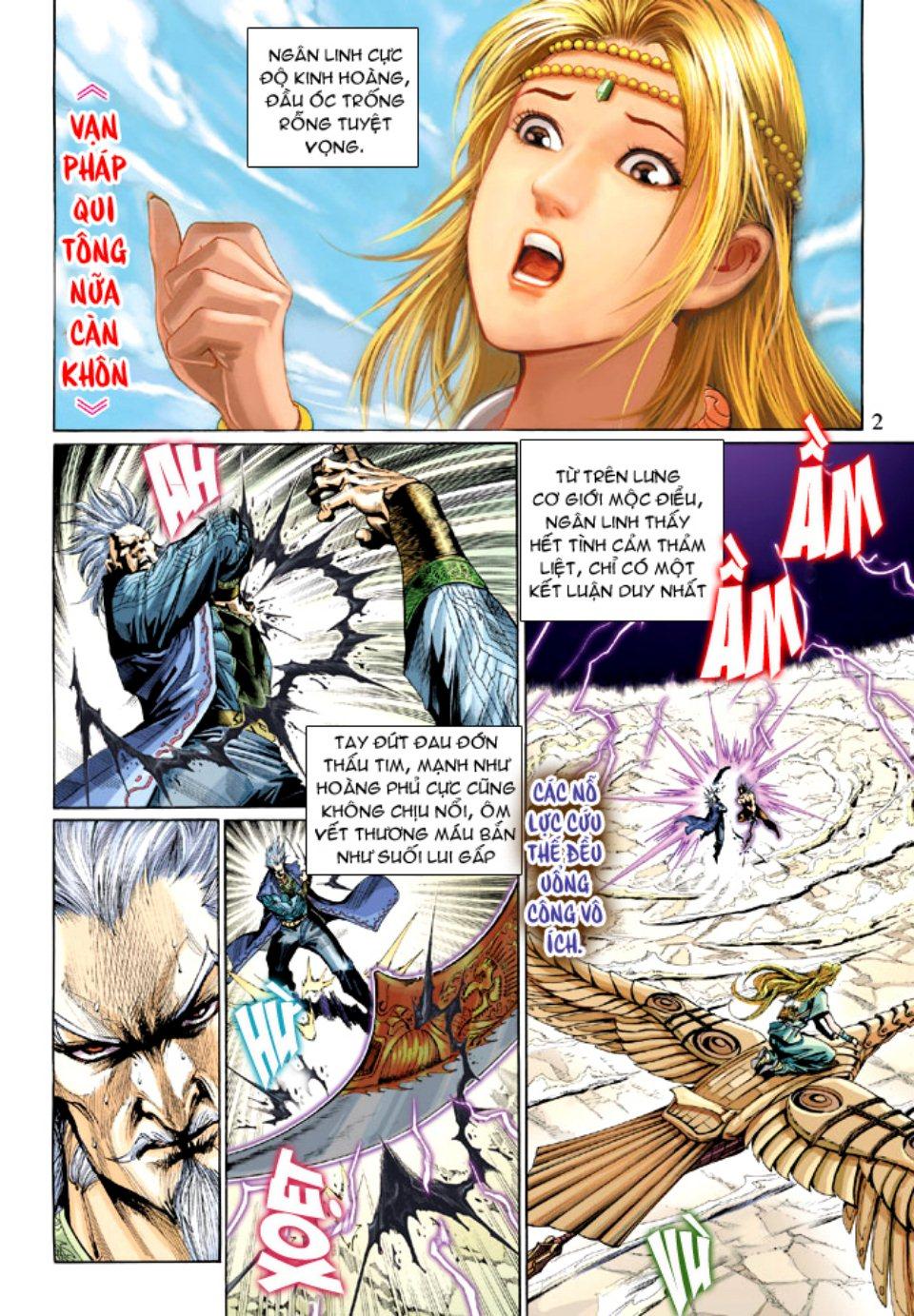Thiên Tử Truyền Kỳ 5 – Như Lai Thần Chưởng chap 214 – End Trang 3 - Mangak.info
