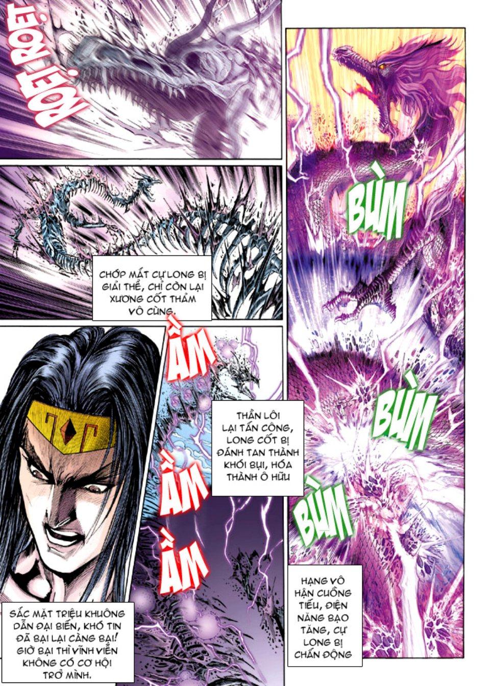 Thiên Tử Truyền Kỳ 5 – Như Lai Thần Chưởng chap 214 – End Trang 7 - Mangak.info